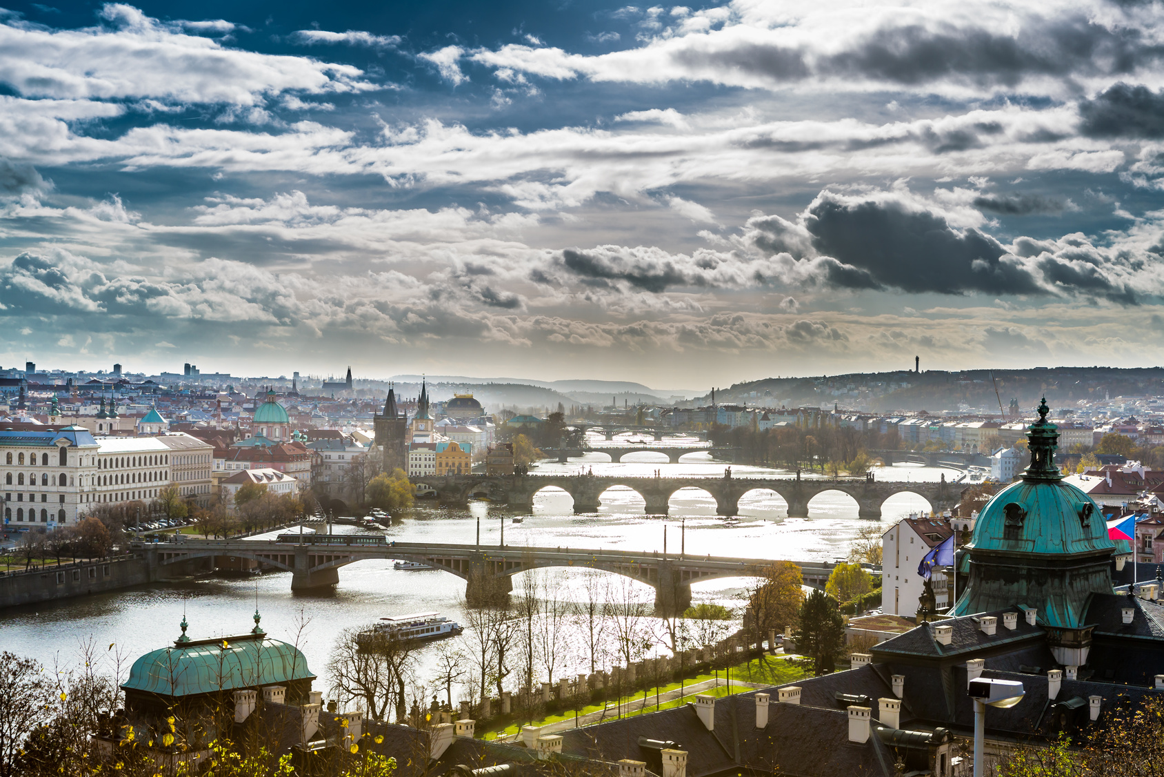 Prag Karte Sehenswurdigkeiten.Karlsbrucke In Prag Sehenswurdigkeiten Geschichte Bilder