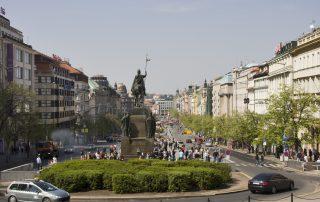 Nationalmuseum Museum in Prag – Hauptgebäude