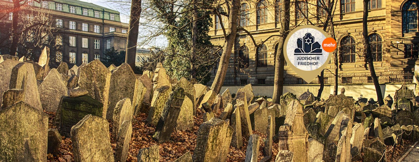 Juedischer Friedhof Prag