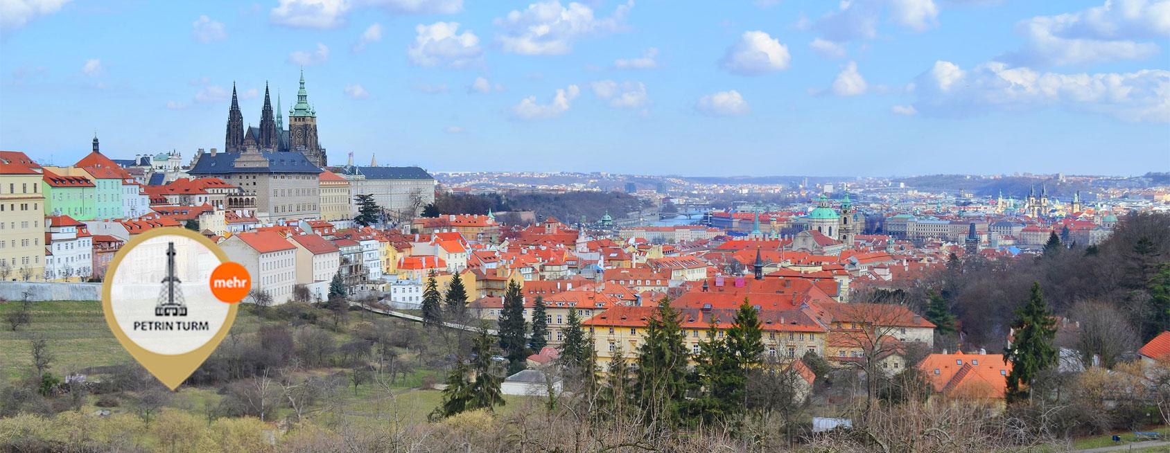 Petrin-Turm-Prag