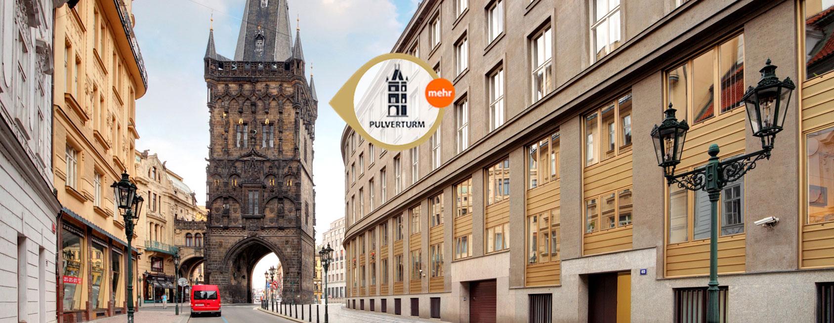 Pulverturm-Prag