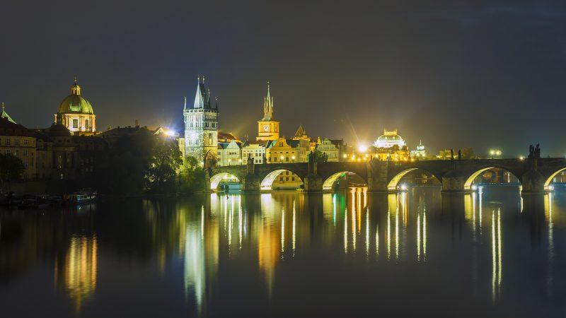 Das Prager Nachtleben