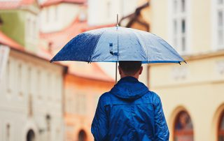 Das Wetter in Prag
