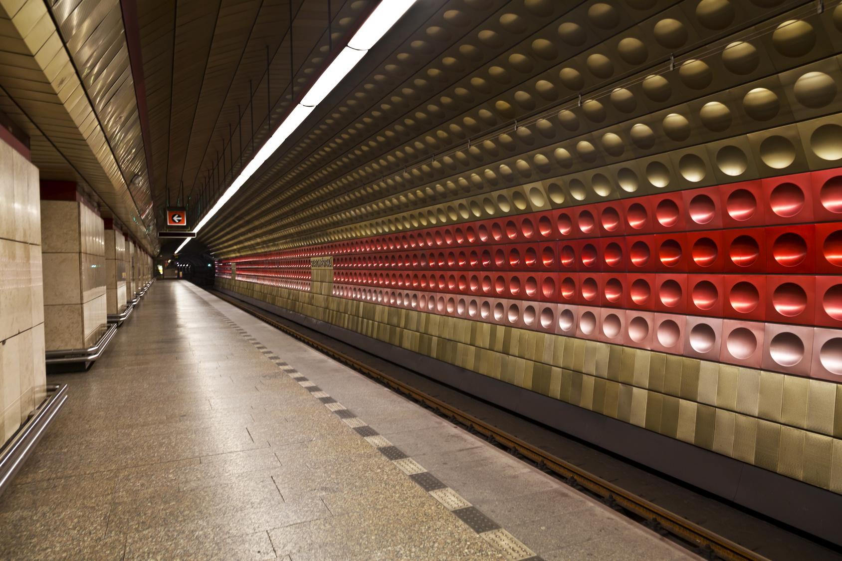 Metro Prag Karte.Die Prager Metro U Bahn Preise Gefahren Und Infos Prag De