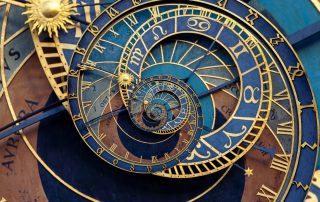 Altstädter Rathaus und astronomische Uhr in Prag