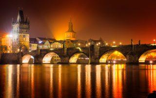 Die besten Reisezeiten fuer Prag