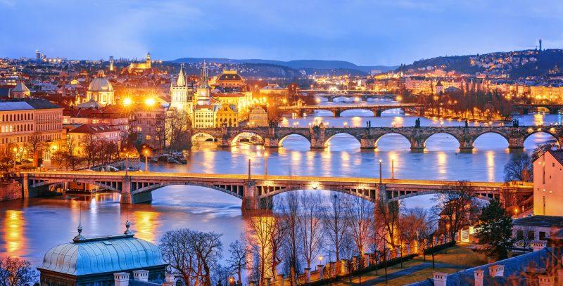 Aussichtspunkte in Prag Die besten Ausblicke auf die Stadt
