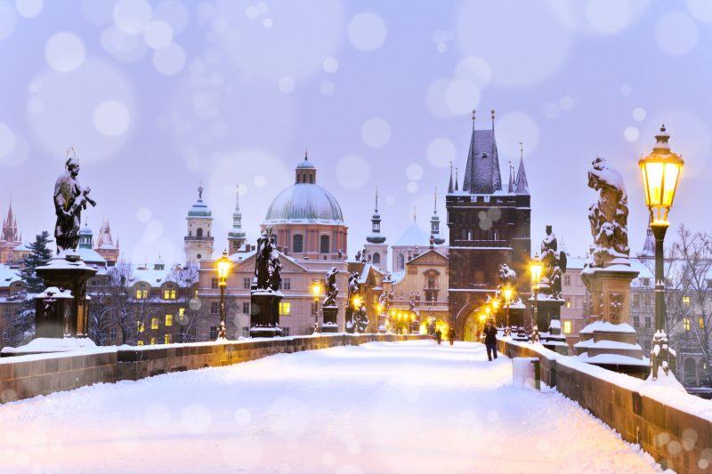 Das Wetter in Prag Wetter, Klima und die Bestem Reisezeiten