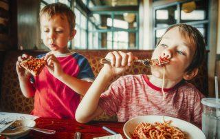 Die kinderfreundlichsten Restaurants in Prag