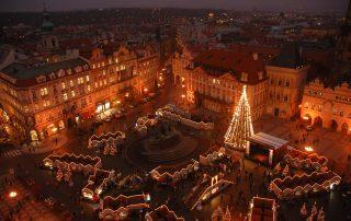 Weihnachtsmärkte in Prag Adresse, Öffnungszeiten und Karte