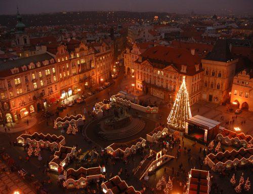 Weihnachtsmärkte in Prag: Adresse, Öffnungszeiten und Karte