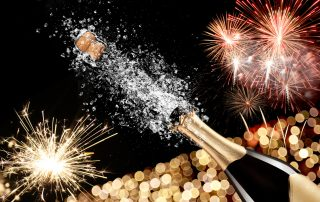 Silvester in Prag Gefahren, Feuerwerk, Clubs und Partys