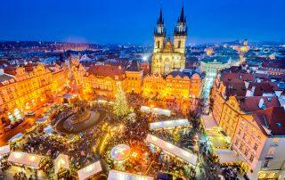 Weihnachten in Prag Die schönsten Weihnachtsmärkte und Plätze