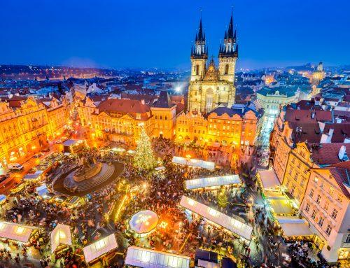 Weihnachten in Prag: Die schönsten Weihnachtsmärkte und Plätze
