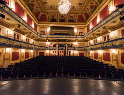 Black Box Theater in Prag: Tickets, Preise, Adresse und Öffnungszeiten