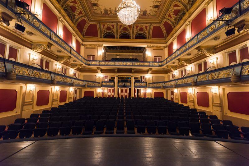 Black Box Theater in Prag Tickets, Preise, Adresse und Öffnungszeiten
