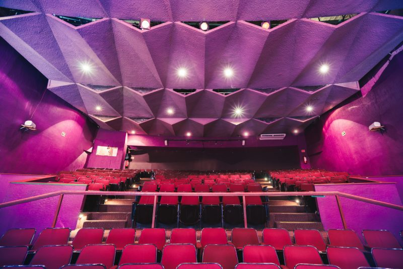Galaxia Theater in Prag Tickets, Preise, Adresse und Öffnungszeiten