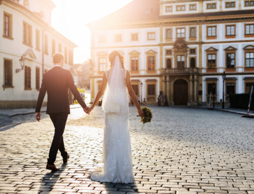 Heiraten in Prag: Die goldene Stadt