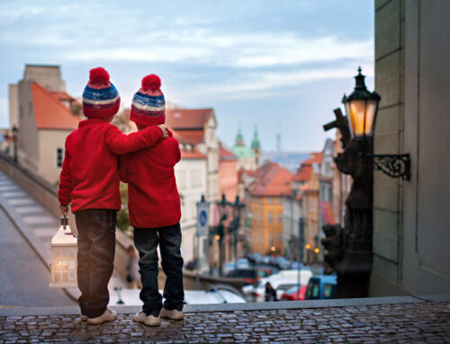 Prag mit Kindern: Wohin mit Kindern, damit sie sich in Prag nicht langweilen