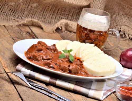 Typisches Essen in Prag: Traditionelle tschechische Küche